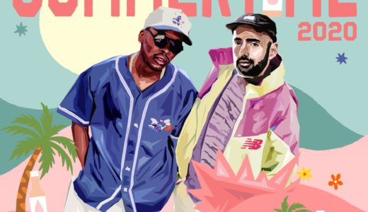 DJ Jazzy Jeff + MICK – Summertime Mixtape 2020