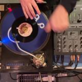 Cut Chemist One Turntable Loop Pedal Funk 45 Fundraiser Show